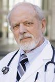 doktorski portret Fotografia Stock