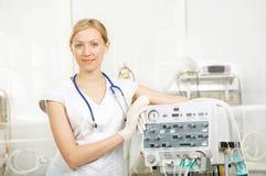 doktorski resuscitation obraz royalty free