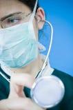 doktorski stetoskop zdjęcie royalty free