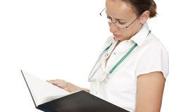 doktorskie kobiety Zdjęcia Stock