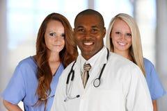 doktorskie pielęgniarki Obrazy Stock