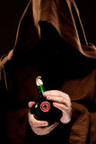 doktorskiej medycyny średniowieczna tajemnica Zdjęcie Royalty Free