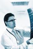 doktorsläkarundersökning Royaltyfria Foton