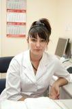 doktorsläkarundersökning Royaltyfri Foto