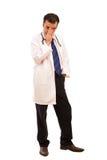 doktorsläkarundersökning Arkivbilder