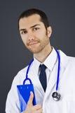 doktorsmanlig arkivfoto