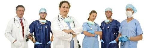 Doktorteam Lizenzfreies Stockbild