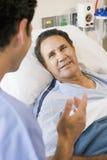 doktorze każdego innego pacjenta mówi obraz royalty free