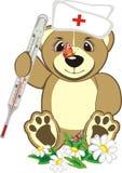 doktorze niedźwiadek Zdjęcie Royalty Free