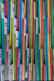 dokumentów target1550_1_ Fotografia Stock
