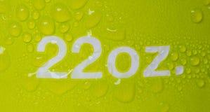 Dokument med olika förslagkopp 22 uns med vatten Royaltyfri Fotografi