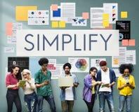 Dokumenten-Marketingstrategie-Geschäfts-Konzept lizenzfreie stockfotos