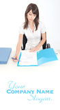 Dokumentenprüfung Lizenzfreie Stockfotos