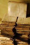 dokumenty. Obraz Stock