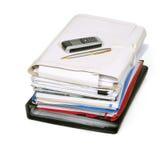 dokumenty. Zdjęcie Stock