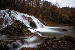 Dokuzak Waterfall Royalty Free Stock Image