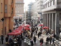 dolac Στοκ φωτογραφίες με δικαίωμα ελεύθερης χρήσης