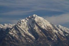 Dolada mountain in Belluno Stock Images