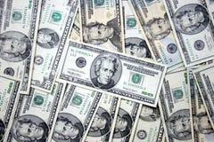 dolarów 20 Jackson Zdjęcia Stock
