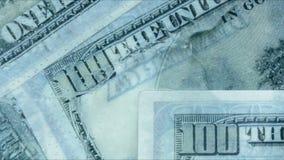 100 dolarów marznących topią zdjęcie wideo