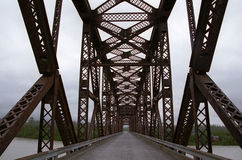 Dolarów milion Mostów Zdjęcie Royalty Free