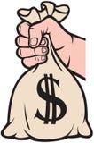 dolar Fotografia Stock