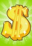 Dolar Obrazy Stock