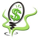 Dolar Fotografie Stock Libere da Diritti