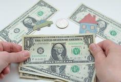 Dolar 免版税库存图片