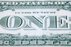 dolar Obrazy Royalty Free