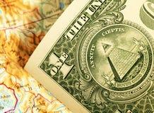 dolar amerykański Obraz Stock