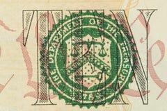 dolar amerykański Zdjęcie Stock