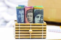 dolar australijski Zdjęcia Royalty Free