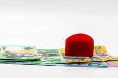 dolar australijski Obrazy Stock