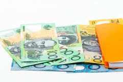 dolar australijski Zdjęcia Stock
