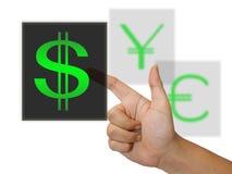 dolar monetarny fotografia royalty free
