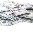 Dolar rama obraz stock