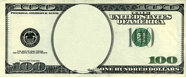 Dolar rama Fotografia Royalty Free