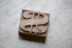 dolar typeface antyczne zdjęcia royalty free