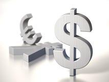 dolar usa Obrazy Royalty Free