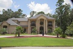 dolar za milion domów serii Obrazy Royalty Free