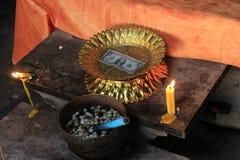 Dolarowa darowizna Zdjęcia Stock