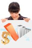 dolarowa ewolucja Zdjęcia Stock