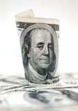 dolarowa rolka zdjęcia royalty free