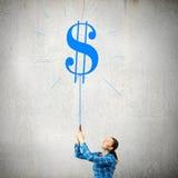Dolarowa waluta Obraz Stock