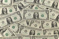 Dolarowe notatki Obrazy Stock
