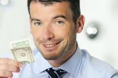 dolarowy dowcip Zdjęcia Stock
