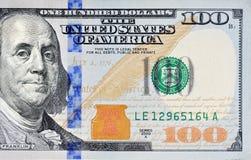 Dolarowy rachunek fotografia stock