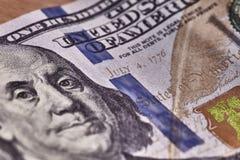 Dolarowy rachunek zdjęcia stock