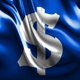Dolarowy tło Zdjęcie Stock